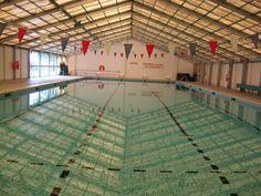Lord Wandsworth College - Swimming Pool