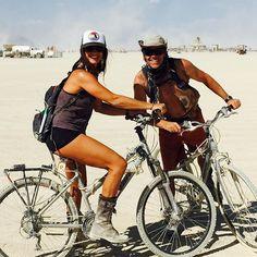 Sunshine State® at Burning Man #sunshinestategoods #burningman