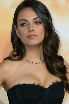 Mila Kunis - How long it's gonna last? Every year she looks better and better!