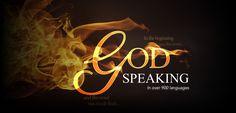 Day 1 of the God Speaking Bible Listening Program.