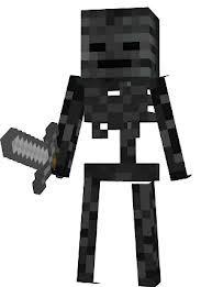 Wither Skeletonson Minecraft Enderman Desktop