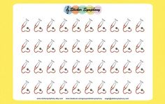 Doctor Stethoscope Planner Stickers