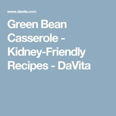 Apples and cranberries made into a delicious kidney-friendly dessert is the latest dialysis diet recipe from the DaVita renal dietitian team. Davita Recipes, Kidney Recipes, Diet Recipes, Easy Healthy Recipes, Healthy Choices, Kidney Friendly Foods, Kidney Disease Diet, Frozen Green Beans