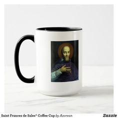Saint Frances de Sales* Coffee Cup