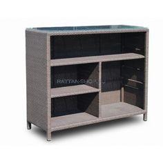 Купить барные столы из искусственного ротанга - Раттан Шоп