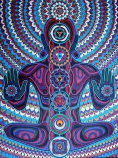 chakra art