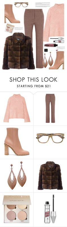 """""""Untitled #949"""" by pesanjsp ❤ liked on Polyvore featuring Ulla Johnson, Paul & Joe, Valentino, Gucci, Arma and Wet n Wild"""
