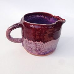 A personal favorite from my Etsy shop https://www.etsy.com/listing/291549427/brilliant-studio-pottery-creamer-mini