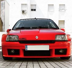 Renault Clio Williams Maxi