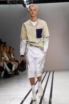 3.1 Phillip Lim Menswear Spring Summer 2013 Paris