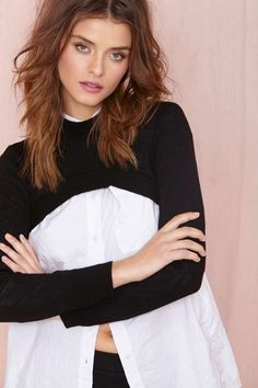 Nasty Gal Crop It Like It's Hot Top | Shop Tops at Nasty Gal