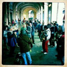 Musicians in Piazza San Carlo