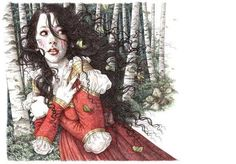 Anne Yvonne Gilbert - professional children's illustrator, view portfolio