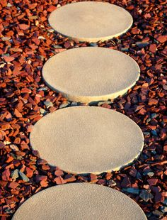 Stepping Stones On Pinterest Stones Garden