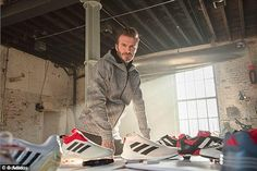 Victoria Beckham confirms collaboration with Reebok | Daily Mail Online