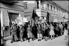 Albania, Socialist State, Socialist Realism, Street View
