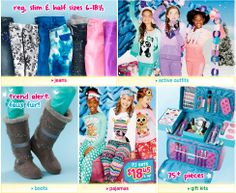 Girls Clothes | Shop Girls Clothing Stores | Shop Justice ...