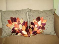 Serika Design offer beautiful handmade, embroidered and patchwork home accessories, hand bags and gifts. All products are made in Surrey with love. Applique Cushions, Handmade Home, Home Accessories, Throw Pillows, How To Make, Gifts, Design, Products, Scrappy Quilts