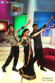 Siva karthikeyan and Anirudh are gonna be on Koffee With DD