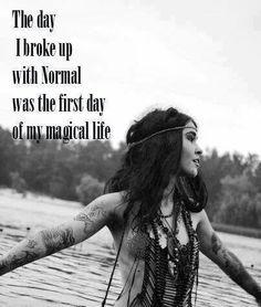 Its a Magickal life!