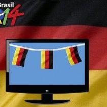 Public Viewing in München zur WM 2014