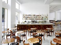 Bottega Louie in Los Angeles by View Design Studio
