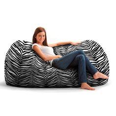 Found it at Wayfair - Comfort Research Fuf Media Foam Filled Bean Bag Chairhttp://www.wayfair.com/Comfort-Research-Fuf-Six-Foot-Media-Foam-Filled-Sofa-2001-FR1301.html?refid=SBP