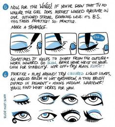 Liquid Eyeliner  Part duex #Eyeliner #EyelinerSmudged #PerfectEyeliner #EyelinerTutorial How To Do Winged Eyeliner, Simple Eyeliner, Perfect Eyeliner, Best Eyeliner, Perfect Makeup, Waterline Eye Liner, Winged Liner, Step By Step Eyeliner, Fashion Models