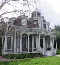 Valley Knudsen House Heritage Square Los Angeles, California