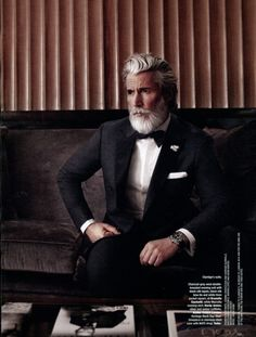 Aiden Shaw Dons Luxe Suits for The Rake Magazine                              …