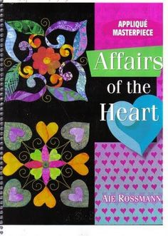 Affairs of the heart - Eva Barba Alencar - Picasa Web Albums...There are lots of beautiful quilt heart designs!!
