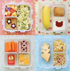 lunchbox ideas - MollyMoo - crafts for kids and their parents