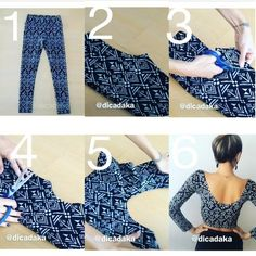 Ideas for diy ropa vieja crop tops Diy Crop Top, Crop Tops, Diy Kleidung, Refashioning, Creation Couture, How To Make Clothes, Diy Clothes For Summer, Cute Summer Dresses, Dress Summer