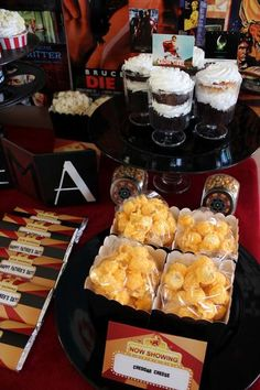 Hostess with the Mostess® - Movie Night - A Father's Day Celebration