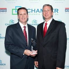 Ivey Homes was awarded the Small Business of the Year Award Thursday evening at the Columbia County Chamber of Commerce 11th Annual Banquet. Thank you for all the community's support! We share this award with the entire Ivey team and our many homeowners!