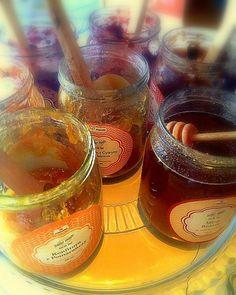 sweet breakfast at Garden le Scandale