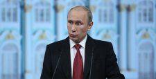 Putin reivindica el derecho de Rusia a ser fuerte al inaugurar nueva Cámara de Diputados - Diario Financiero