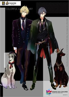 Cool Anime Guys, Handsome Anime Guys, Anime Boys, Character Inspiration, Character Design, Tsukiuta The Animation, Boy Illustration, Fanarts Anime, Wise Monkeys