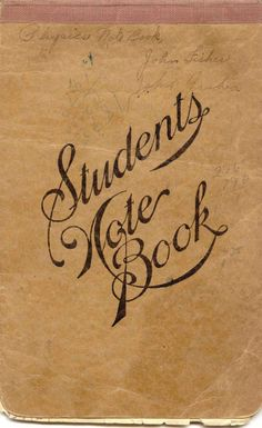 Students Note Book