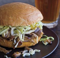 Tyler pulled pork sandwich recipe