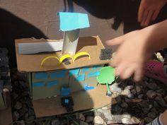 architectural mock-ups by kids: http://www.emsarelacje.pl