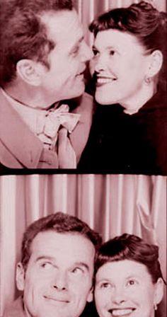 Charles & Ray Eames Photomaton