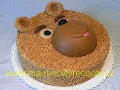 Medovník míša Cake, Desserts, Food, Tailgate Desserts, Deserts, Food Cakes, Eten, Cakes, Postres