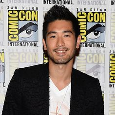 """Li Shang would be played by GODFREY GAO 