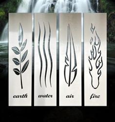 Picture of 4 elements - lisasara