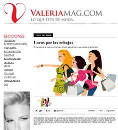Tips para aprovechar las liquidaciones y hacer compras inteligentes en @ValeriaMazzaMag  http://www.valeriamag.com/notas/152209-locas-las-rebajas #LaImagenImporta