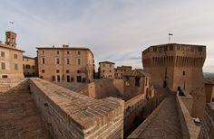 Rocca di Mondavio  #rocca #mondavio