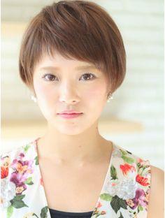 ジーナハーバー(JEANA HARBOR)[JEANA HARBOR]カットでつくる可愛い大人めショート☆竹澤幸佑