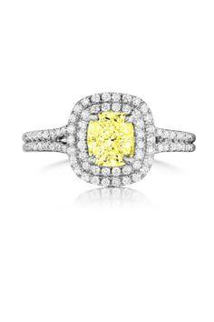Engagement Ring Designer: Henri Daussi - www.google.com/url?q=http%3A%2F%2Fwww.stylemepretty.com%2Flookbo  View entire slideshow: Most Loved Engagement Rings on http://www.stylemepretty.com/collection/753/