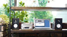 Als CD-Micro-System der neuesten Generation, gerüstet für das Hi-Res Zeitalter, bezeichnet Teac Audio das neue Teac CD-H101, das optional auch als Teac HR-X101 mit passenden Lautsprecher-Systemen angeboten wird.